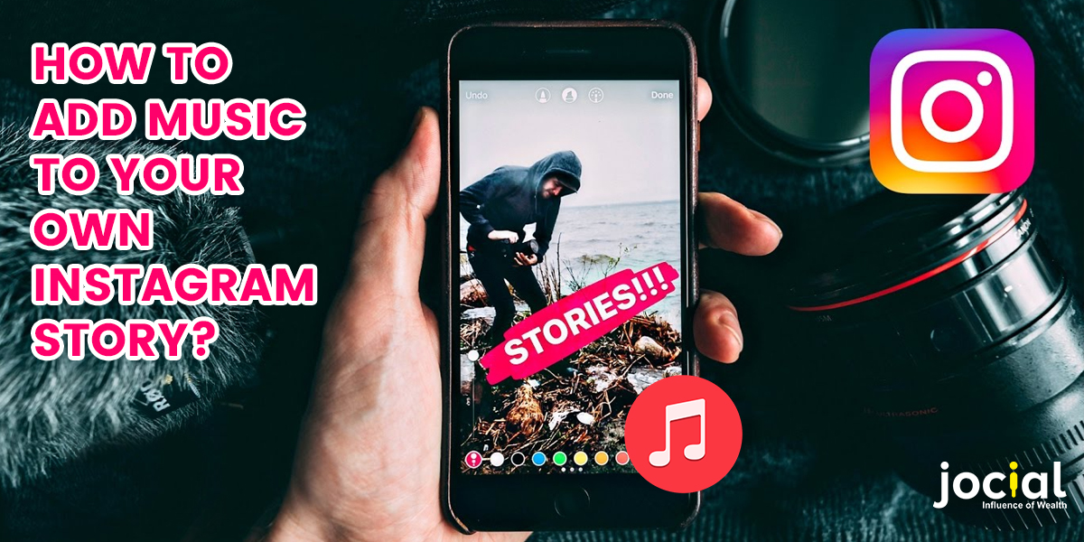 How to Add Music to Your Own Instagram Story