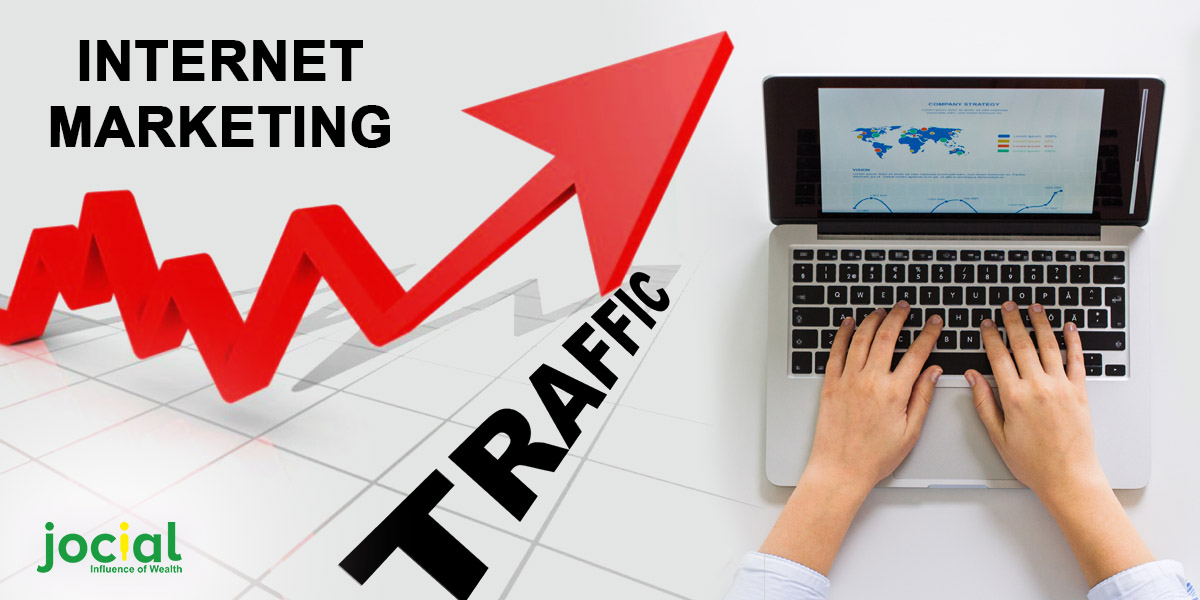 How to bring internet marketing traffic