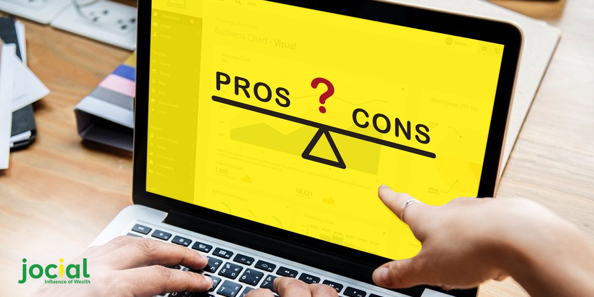 Pros and Cons of Internet Marketing