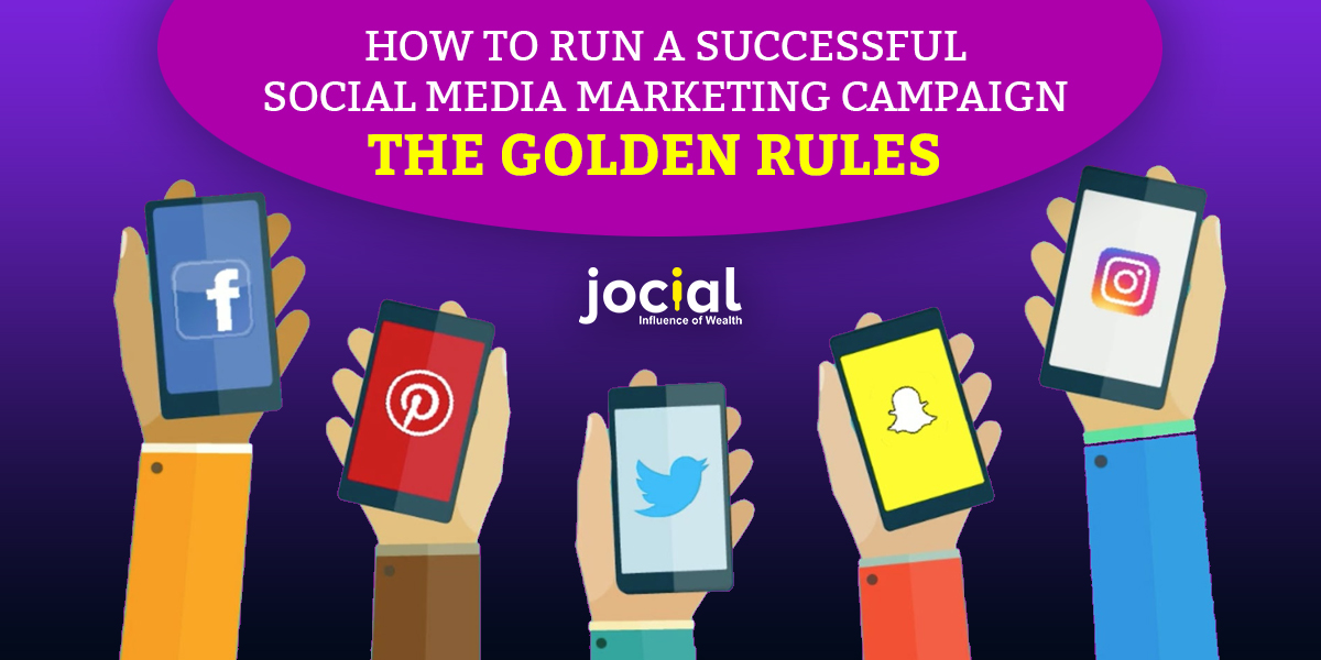 How to run a successful Social Media Marketing Campaign
